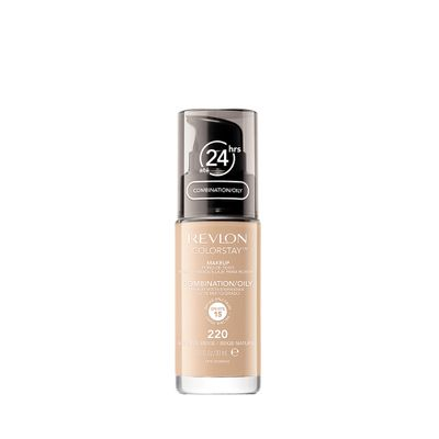 Base Líquida Colorstay Pump Oily Skin... natural beige 220_
