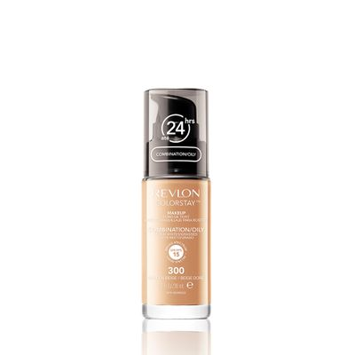 Base Líquida Colorstay Pump Oily Skin... Golden Beige_