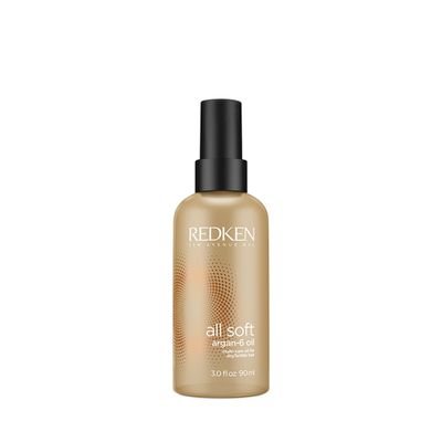 Óleo Finalizador Argan All Soft 90ml_
