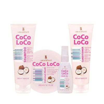 Kit Shampoo 250ml + Condicionador 250ml +..._