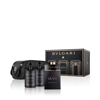 Kit Perfume Man in Black Eau de Parfum +... ÚNICO_