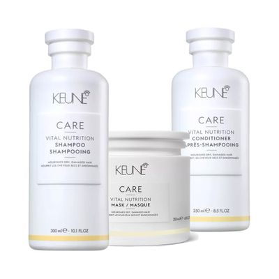 Kit Keune Care Vital Nutrition Tratamento 3un_