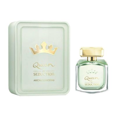 Perfume Feminino Queen of Seduction... 80ml_