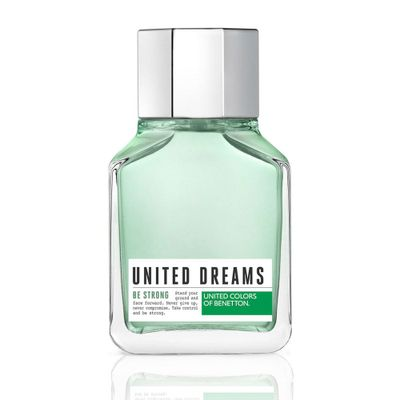 Perfume United Dreams Be Strong Masculino... 60ML_