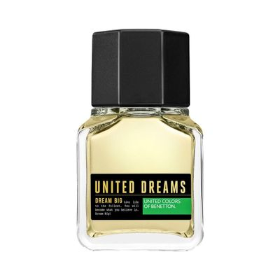 Perfume Masculino Benetton Dream Big Eau... 60ML_