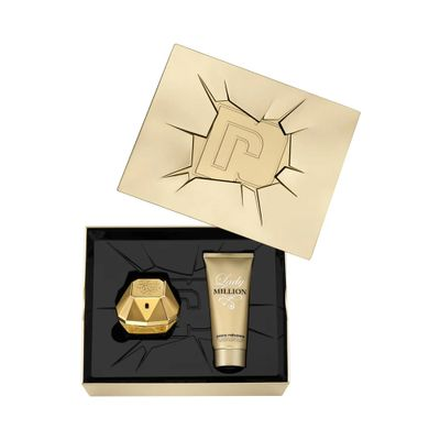 Kit Perfume Lady Million Feminino Eau de... ÚNICO_