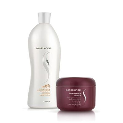 Kit Shampoo Purify for Deep Cleasing 1L +..._