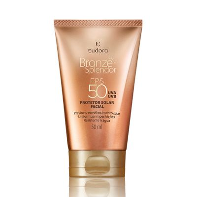 Bronze Splendor Protetor Solar Facial FPS... 50ml_