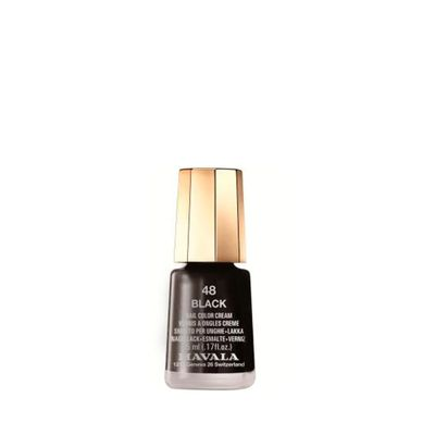 Esmalte Mavala Mini Color Black 5ml_