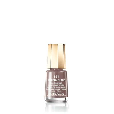 Esmalte Mavala Mini Color Marron Glace 5ml_