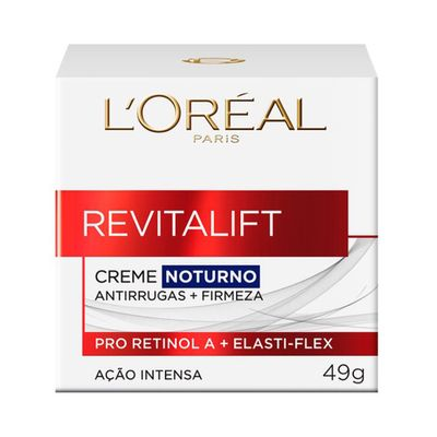 Creme anti idade facial L'Oréal Paris..._