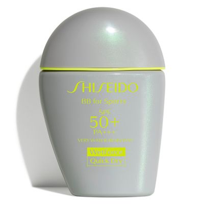 BB Cream Shiseido BB For Sports FPS50+... medium dark_