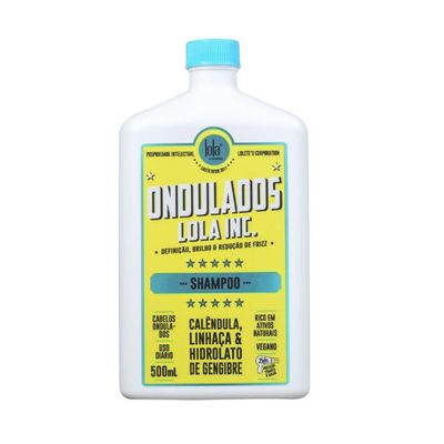 Shampoo Ondulados Inc 500ml_