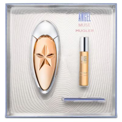 Kit Mugler Perfume Angel Muse Eau de... único_