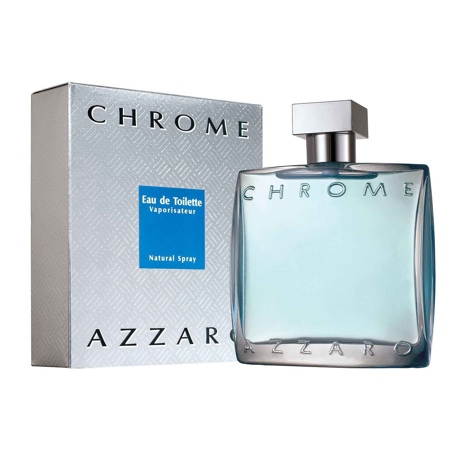 78ce9441e6 Perfume Azzaro Chrome Masculino Eau de Toilette - The Beauty Box