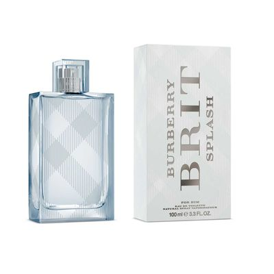 Perfume Burberry Brit Splash Masculino... 90 ml_