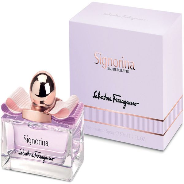 Perfume Signorina Feminino Eau de Toilette - The Beauty Box 1ce0135fcb