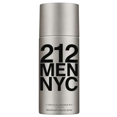 Desodorante Spray Carolina Herrera 212... 150 ml_
