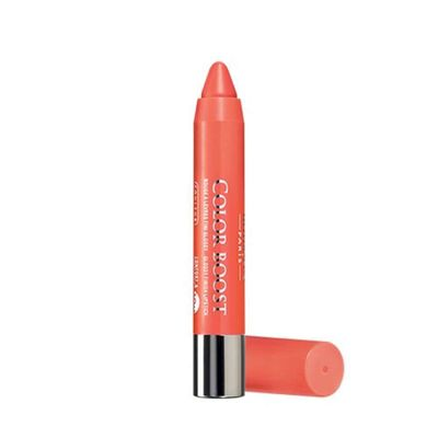 Batom Bourjois Colorboost 03 Orange Punch_