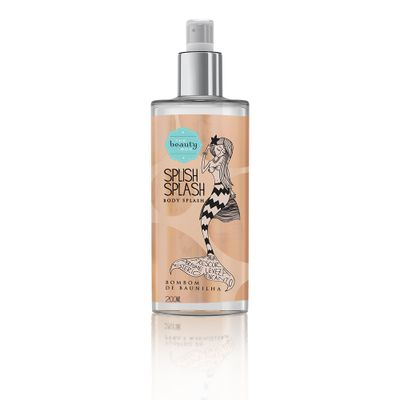Body Splash Splish Splash Bombom de... 200 ml_