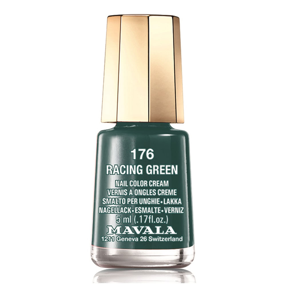 Esmalte Mini Colors Paradox Collection  Racing Green 5ml