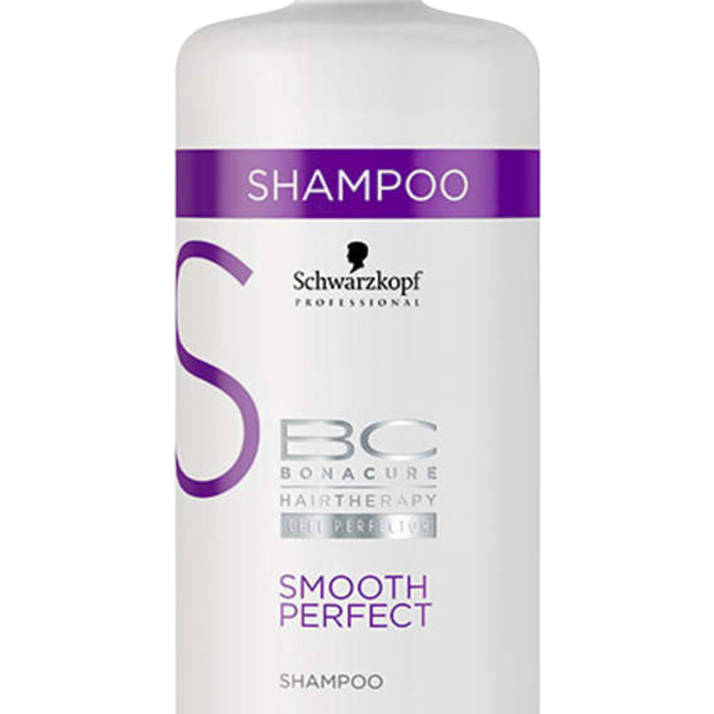 Schwarzkopf BC Bonacure Smooth Perfect Shampoo 1 Litro