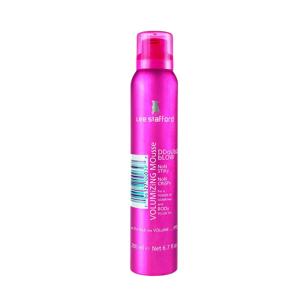 Mousse Lee Stafford Double Blow 200ml