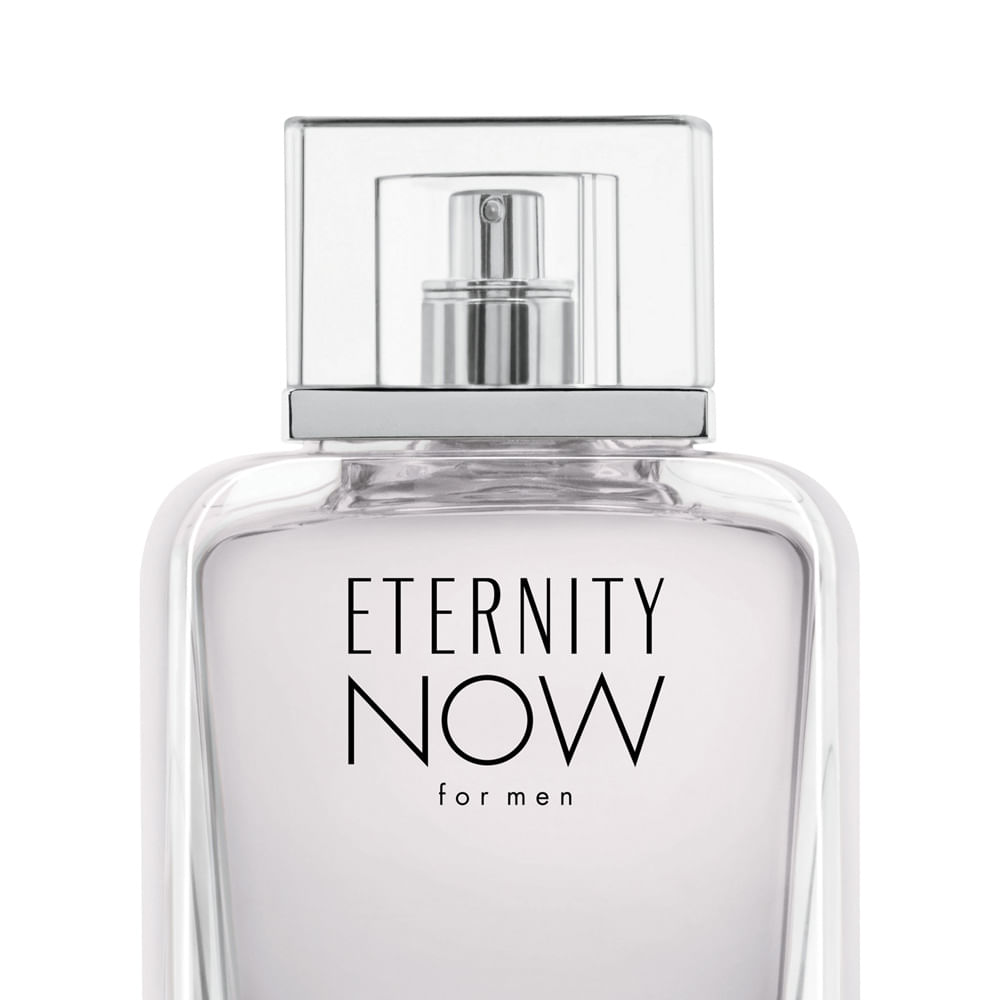 Perfume Calvin Klein Eternity Now Masculino Eau de Toilette 30ml