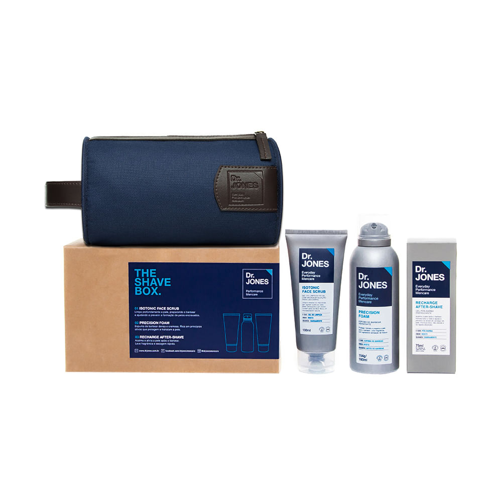Kit The Shave Box