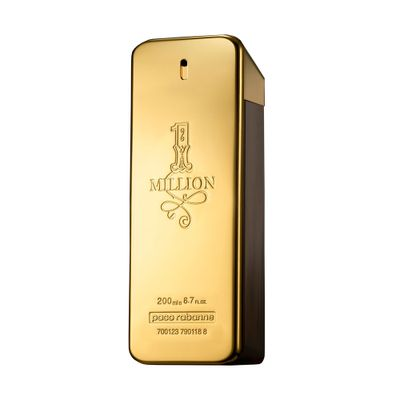 Perfume 1 Million Paco Rabanne Masculino... 200ml_