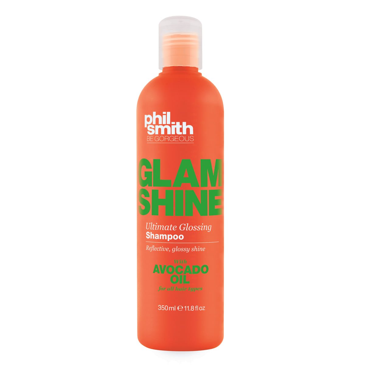 Shampoo Phil Smith Glam Shine 350ml
