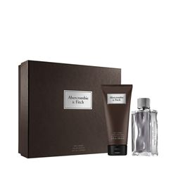Kit-First-Instinct-Masculino-Eau-de-Toilette-100ml---Body-Lotion-200ml