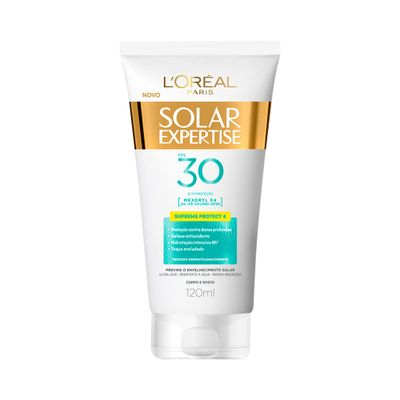 Protetor Solar Expertise Supreme FPS 30... 120ml_