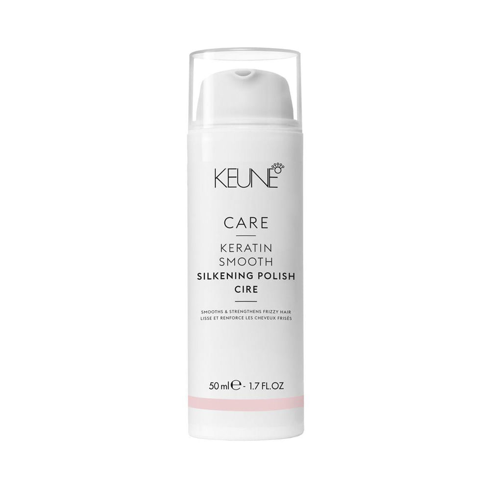 Primer Anti-Frizz Keune Care Keratin Smooth Silkening Polish 50ml
