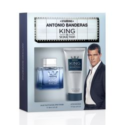 Kit-Perfume-King-of-Seduction-100ml---Pos-Barba-75ml