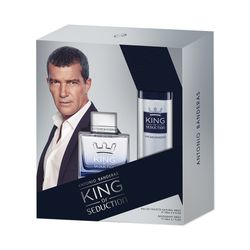 Kit-Perfume-King-of-Seduction-Eau-de-Toilette-100ml---Desodorante-150ml