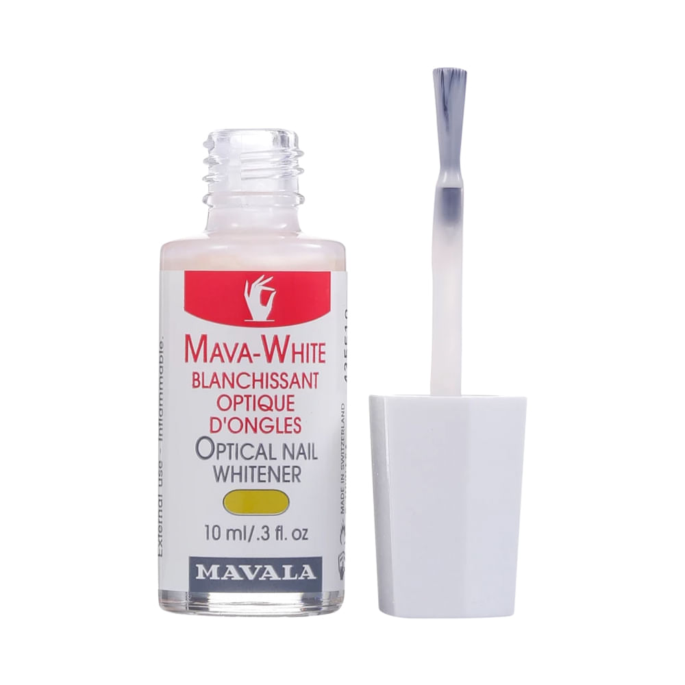 Clareador de Unhas Mava-White 10ml