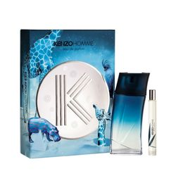Kit-Perfume-Kenzo-Homme-Eau-de-Parfum-100ml---Travel-Size-15ml