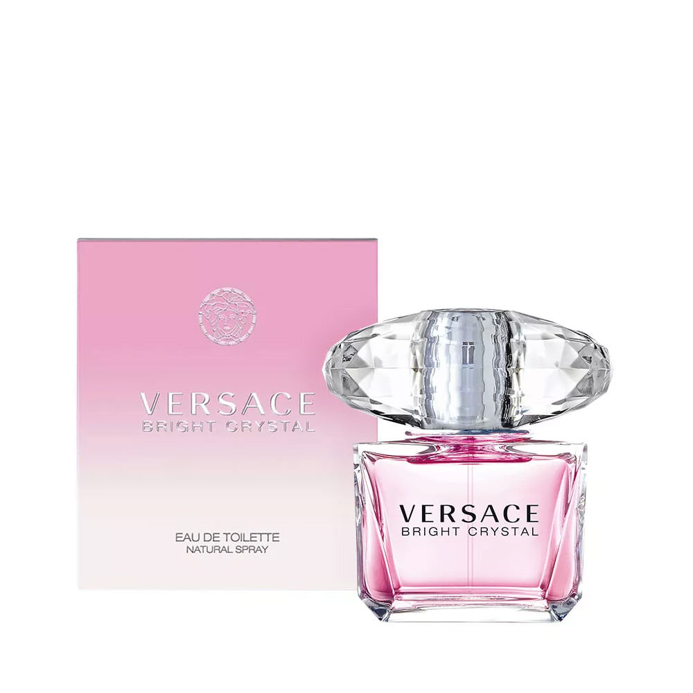 Perfume Bright Crystal Feminino Eau de Toilette 30ml