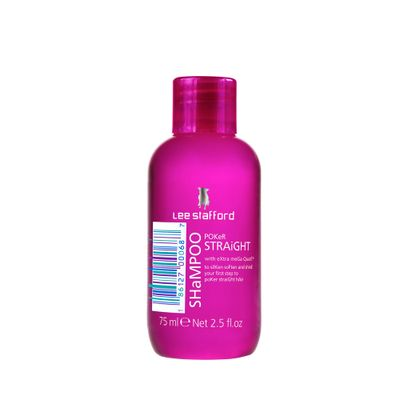 Shampoo Lee Stafford Poker Straight 75ml_