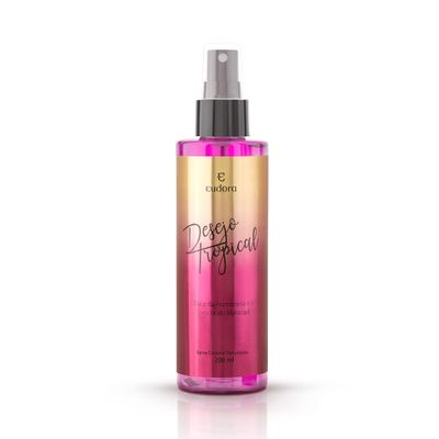 Spray Corporal Desejo Tropical 200ml_