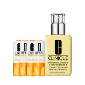 Kit-Facial-Clinique-Fresh-Pressed-Vitamina-C---Hidratante-Dramatically-Different-Moisturizing-Lotion-125ml
