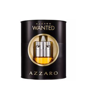 Kit-Perfume-Azzaro-Wanted-Eau-de-Toilette-100ml---Hidratante-Facial-50ml