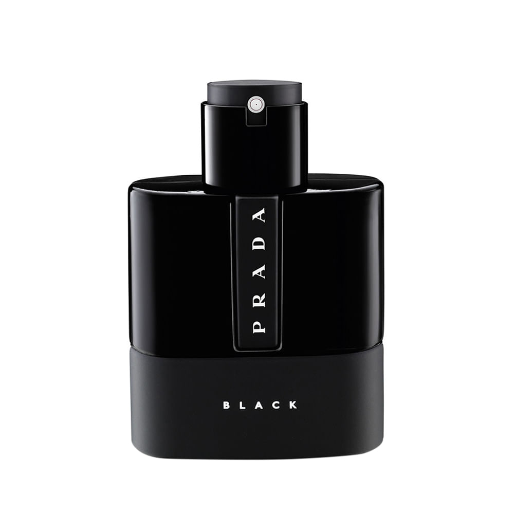 db9ee43eb Prada Perfume Luna Rossa Black Masculino Eau de Parfum - The Beauty Box
