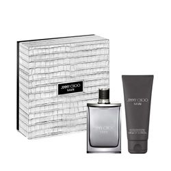 Kit-Perfume-Jimmy-Choo-Man-Eau-de-Toilette-50ml---Shower-Gel-100ml-Unico
