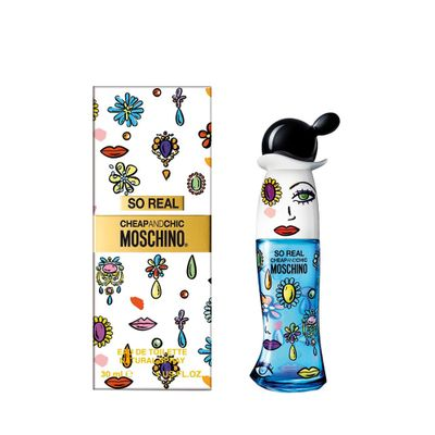 Perfume So Real Cheap & Chic Feminino Eau... 30ml_