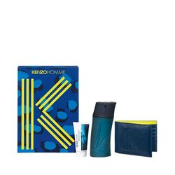 Kit-Kenzo-Homme-100Ml---Pouch---After-Shave