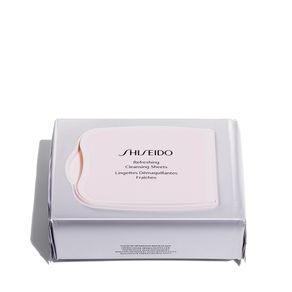 Lencos-de-Limpeza-Shiseido-Refreshing-Cleansing-Sheets