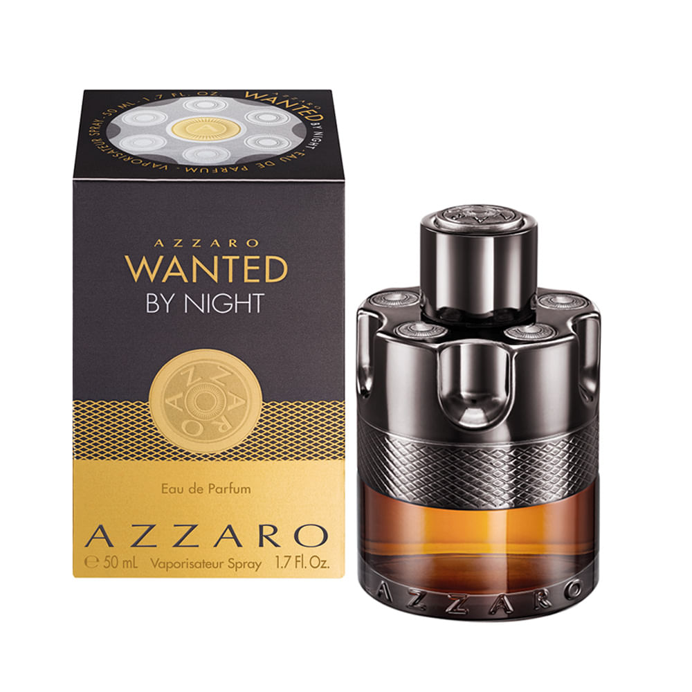 Perfume Wanted by Night Masculino Eau de Parfum 100ml