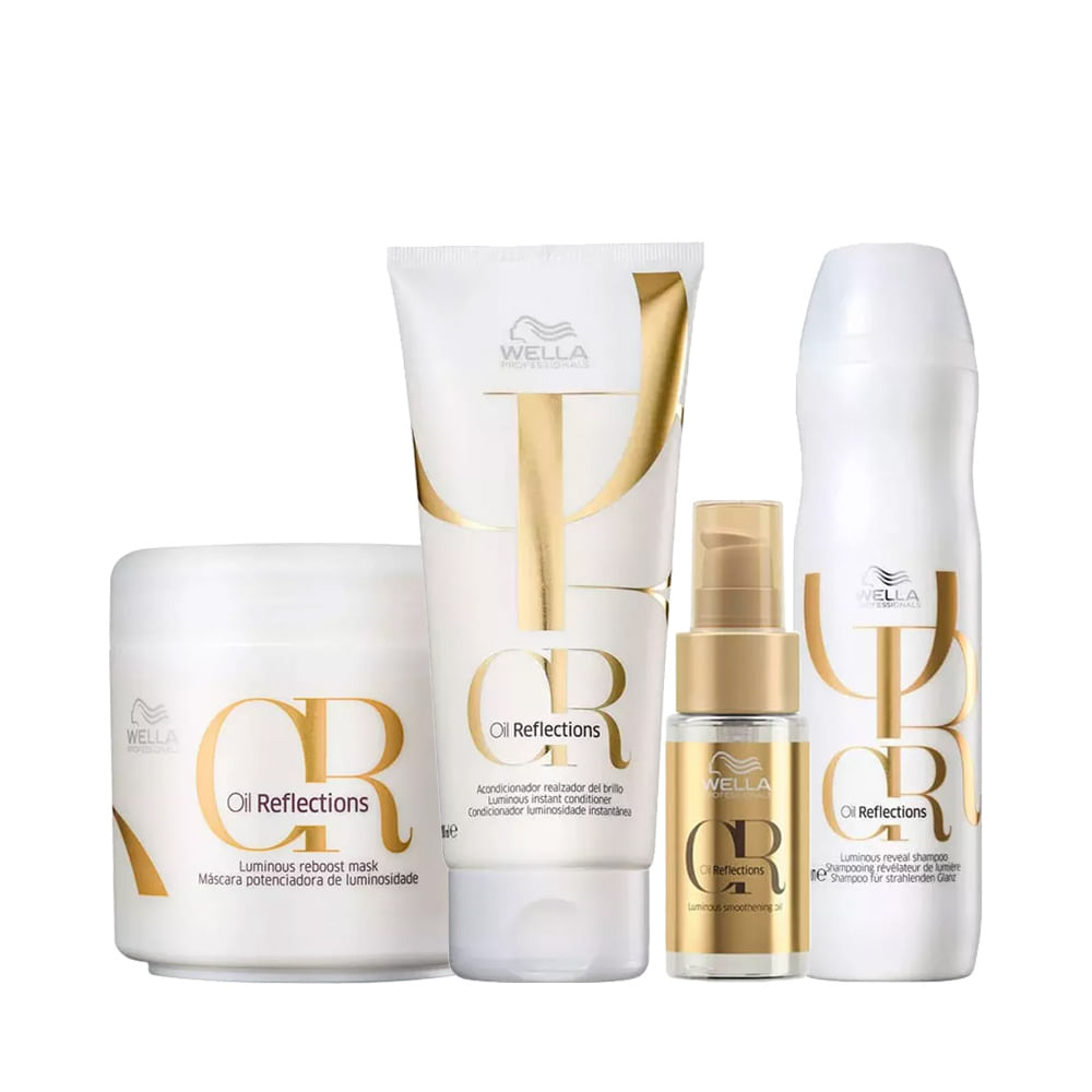 Kit Oil Reflections Wella Professionals